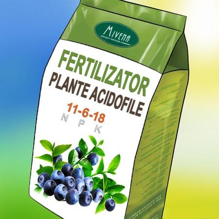 Ingrasamant pentru plante acidofile - Accesorii gradina - AgroDenmar.ro